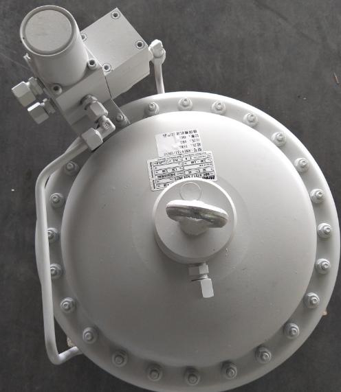 美国ITRON  RBE4731/SSV 8631超压切断燃气调压器