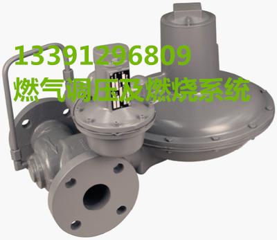 美国ITRONB38燃气减压阀